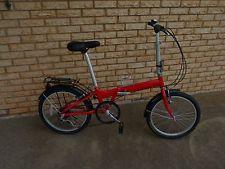 """20"""" Lightweight Aluminum Folding Bike"""