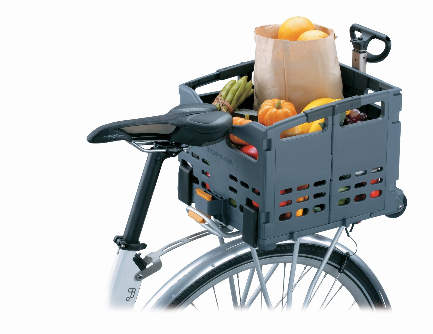 Topeak Trolley Folding Basket