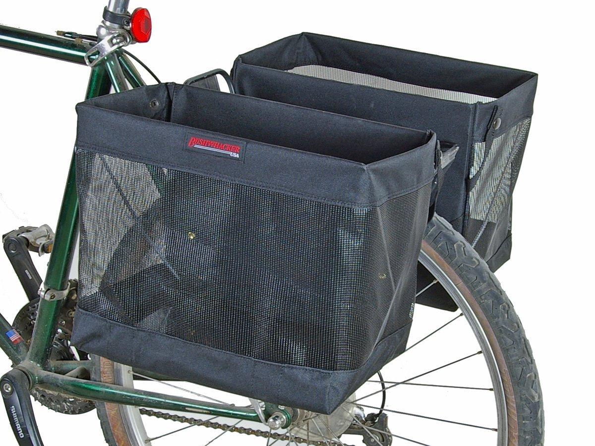 Bushwhacker Omaha - Bicycle Grocery Basket